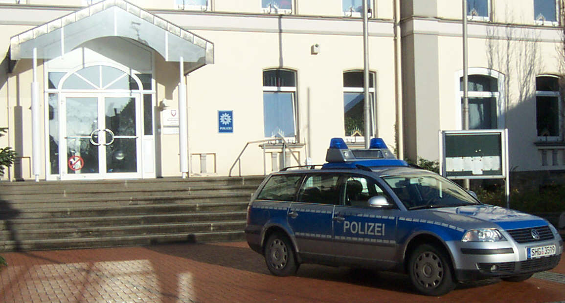 Polizeistation Rodenberg
